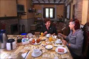 Desayuno Senderuela